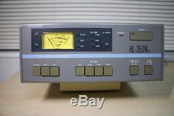TOKYO HY-POWER HL-350VDX 144 MHz Linear Amplifier