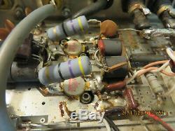 TURBO MOD DX 667V 10 METER AMPLIFIER (1 2290 DRIVE 4 2879 TOSHIBAs) TEXAS STAR