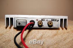 Telco hurricane 350 ham amplifier