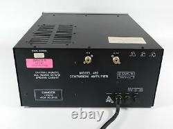 Ten-Tec 422B Centurion Ham Radio 3-500Z Tube Amplifier with Manual (works great)
