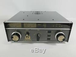 Ten-Tec 425 Titan Ham Radio 3CX800A7 Tube Amplifier (looks/works great) SN 00302