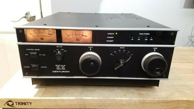 Ten Tec Centurion 422 Hf Linear Amplifier Amp 3-500z G Tubes C My Other Ham Radi