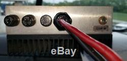 Texas Star Amplifier Hot Plate DX 1200 Pill CB Linear Amplifier 10 Meter Amp