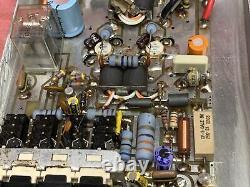 Texas Star DX250 Linear Amp Motorola SRF2072s ORIGINAL! RARE! NICE Super Clean