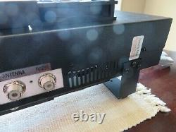 Texas Star DX 1600 Amplifier Amp With Top And Bottom 4 Fan Kit Already Assembled