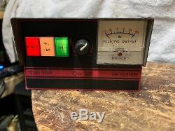Texas Star DX-350HDV Linear Amplifier Original Matched Toshiba 2879 NICE LOOK