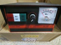 Texas Star DX 350 Hdv Mobile Amplifier (2) 2879 Transistors