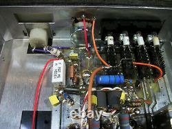 Texas Star DX 500v Linear Amplifier Ham Radio