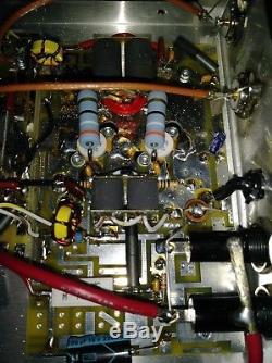 Texas Star DX-667V 10/12 Meter Mobile Linear Amplifier MINT