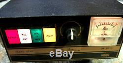 Texas Star DX 667v Linear Amplifier Ham Radio