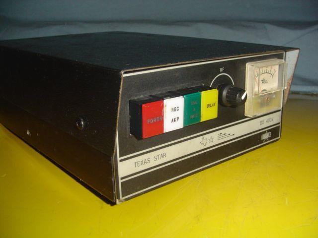Texas Star Dx400v Power Amplifier Toshiba 4pill / Matched Jumper / Big Watts