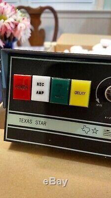 Texas Star Dx-500v 4 2sc-2879 Hi Drive Class Ab Linear Amp Manufacture Refurbish