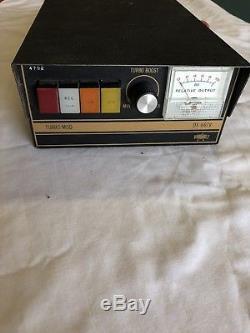 Texas Star Turbo Mod DX 667v Amplifier Cb Ham Radio