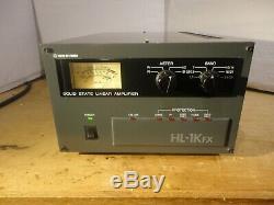 Tokyo Hy-Power HL-1KFX MOS-FET 500W HF Linear Amp