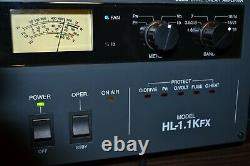 Tokyo Hy-Power HL-1.1KFX SOLID STATE LINEAR AMPLIFIER