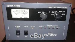 Tokyo Hy-power Hl-1.2kfx Solid State 750w Pep Linear Amplifier Very Nice