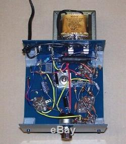 UNBUILT vintage vacuum tube Knight RADIO BROADCASTER & AMPLIFIER repro set kit
