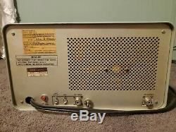 (Untested, Likely Working) Heathkit SB-221 2KW Linear Amplifier Ham Radio