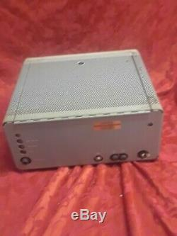 Untested htf COLLINS 30L-1 AMPLIFIER rare vtg winged emblem ham cb radio parts