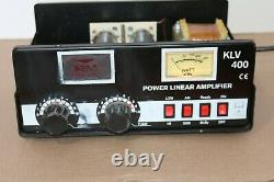 Used Ham Klv-400 Linear Amplifier Great Condition Tube Amp
