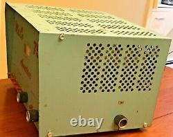 VTG Maco 750 Amateur Linear Tube Amplifier Ham Radio FOR REPAIR OR PARTS