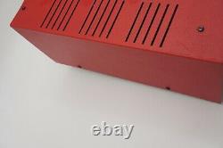 VTG RARE Fire Bird Swinger F-100 4-bil Amatuer Linear Ham Radio Tube Amplifier