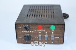 VTG Rare Skyhook III Linear Amplifier Amp Ham Radio CB AM FM SSB