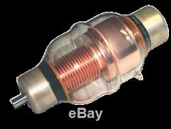 Vacuum Variable Capacitor 7,5 350pF 10kV (20kV max) New in Box