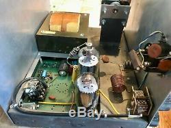 Varmint XL150 Linear Base Amplifier VINTAGE TUBE AMP NO RESERVE