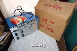 Varmint XL-1000 Linear Base Amplifier HAM Amateur Radio 6LR6 6KV6 Vacuum Tube