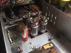Varmint XL-600 Bi Linear Base Amplifier