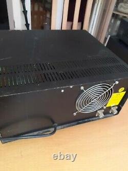 Very rare RM klv1000 valve state 1kw linear cb ham radio working well, read add
