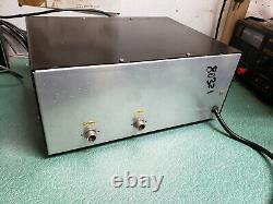 Vintage 10 meter Amplifier 30KD6 Power Tubes