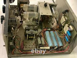 Vintage Boomerang 800-P Ham Radio CB Linear Tube Amplifier 6 x 6LQ6/6JE6C RARE