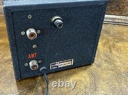 Vintage Boomerang B-150 CB Radio Linear Amplifier / Ham Amateur Operators Amp