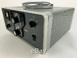 Vintage Collins 30L-1 Round Emblem Linear Amplifier Very Good Condition