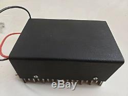 Vintage Comet 200 CB Ham Radio Linear Amplifier New in Box NOS