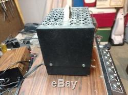Vintage Ham Radio Tube Linear Amplifier
