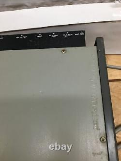 Vintage Kenwood TL-922 HF Linear Amplifier Ham Radio