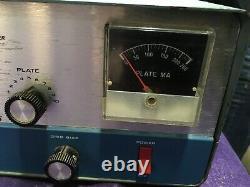 Vintage Knight T-175 6 10 METER HAM Amateur Radio Linear Amplifier Nice Shape