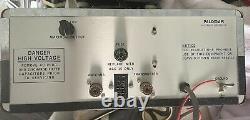 Vintage Palomar Linear Amplifier CB Radio Ham Radio Power Box 300a w Transfor
