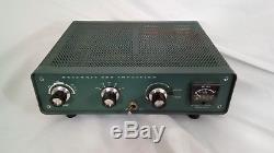 Vintage Rare Heathkit HA-14 Kompact Kilowatt Linear Amp