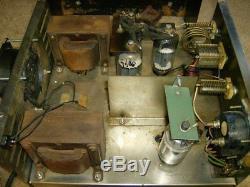 Vintage Thunderbolt 305 10 Meter Linear Tube Amplifier