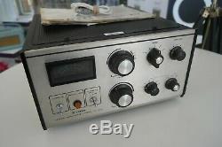 Vintage Trio TL-911 HF Amplifier For Ham Radio Use Very Rare! RadioWorld UK