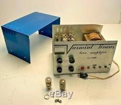 Vintage Varmint Linear XL-1000 base amplifier Parts and Repair