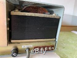 Vintage Yaesu FL-2100B Ham Radio Linear Amplifier For Parts or Repair