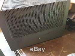 Vtg D&A Ham Radio Maverick 250 Tube Base Linear Amplifier