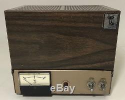 Wawasee Electronics Black Cat JB-150 modulator amplifier