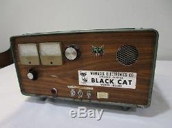 Wawasee Electronics Black Cat JB-2000 CB / Ham 3-500Z Tube Amplifier - Cool