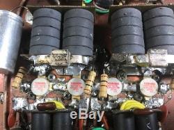 XFORCE Linear 2 TOSHIBA 2sc2290 driving 4 2SC2879 transistors CW AMPLIFIER Amp